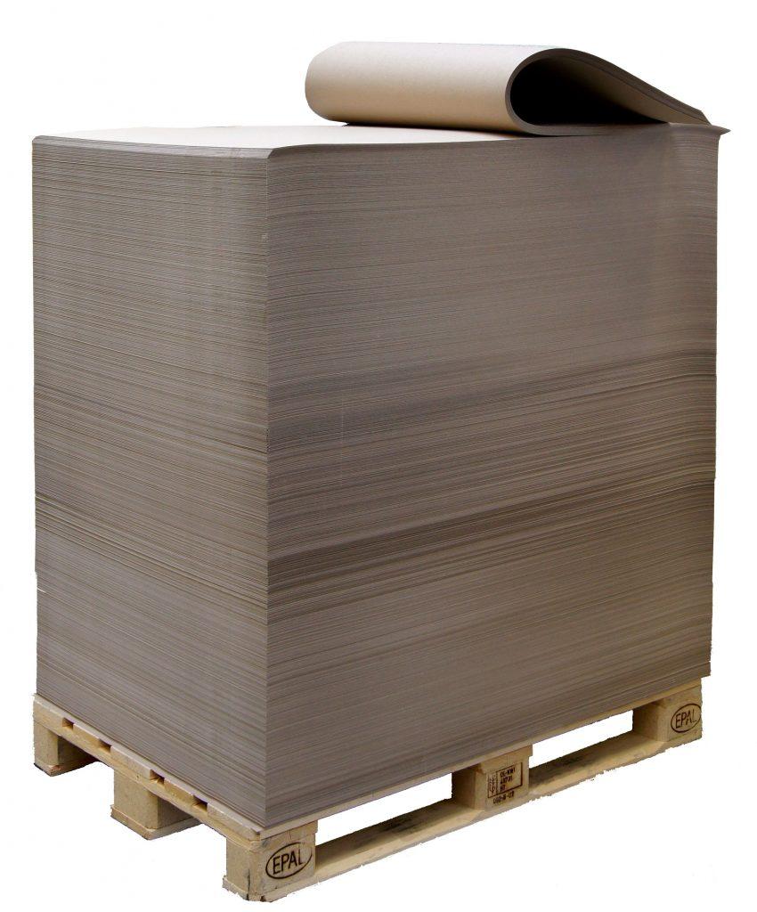 Zwischenlagenpapier Formate