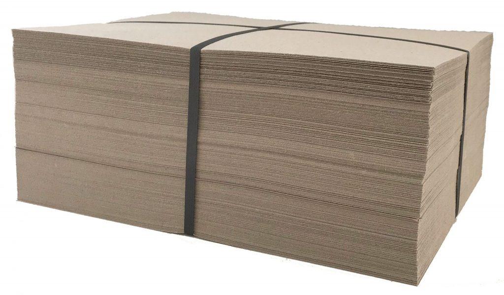 Fussmatten Zwischenlagenpapier papierkurz